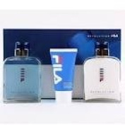 Fila Revolution Blue Men's Skin Care Set