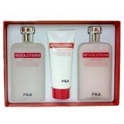 Fila Revolution-2 Red Men's Skin Care Set