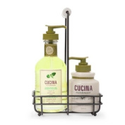 Fruits and Passion's NEW Cucina Regenerating Hand Care Duo Oregano and Green Citrus