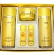 Korean Cosmetics_Cellio Coenzyme Q10 Skin Care 3pc Set