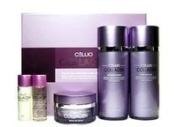 Korean Cosmetics_Cellio Collagen Skin Care 3pc Set