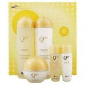 Korean Cosmetics_Elle Lhotse Coenzyme Q10 Skin Care 3pc Set