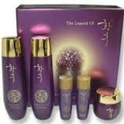 Korean Cosmetics_The Legend of The Empress Red Ginseng Skin Care 3pc Set