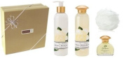 Terranova Gardenia Perfume, Lotion and Body Wash Gift Set