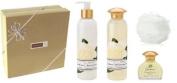 Terranova Gardenia Perfume, Lotion and Body Wash Gift Set