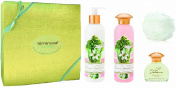 Terranova Tuberose Perfume, Lotion & Shower Gel Gift Set