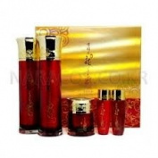 Korean Cosmetics_Cellio Han Red Ginseng Skin Care 3pc Set