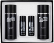 KOREAN COSMETICS, TOSOWOONG_ Men's Booster 2-piece set.(Men's Booster Skin 150ml + Men's Booster Emulsion 150ml) (whitening / anti-wrinkle functional, elastic, moisturising)[001KR]