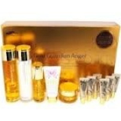 Korean Cosmetics_Elle Lhotse Gold Wrinkle Care 7pc Set