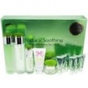Korean Cosmetics_Elle Lhotse Green Tea Wrinkle Care 7pc Set