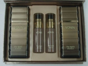 Korean Cosmetics_Vonin The Spirit Aftershave and Emulsion Set