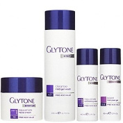 Glytone Normal to Dry Step 1 Kit (4 Pcs), 370ml Package