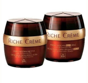 Yves Rocher Riche Crème Wrinkle Smoothing Day & Night Cream Duo