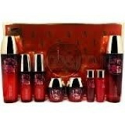 Korean Cosmetics_Jahwangsoo Red Ginseng Skin Care 6pc Set