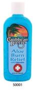 Caribbean Breeze-Aloe Burn Relief w/ Lidocaine, 8.5 oz