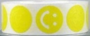 Smiley Face Stickers 50 CT