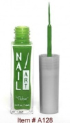 Nubar Nail Art Stripers Green Crème A128