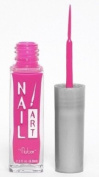 Nubar Nail Art Striper - Neon Fuchsia