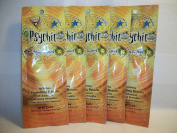 5 packets Psychic Age Defying Intensifying 5xBronzer 20ml