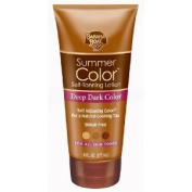Banana Boat Summer Colour Self-Tanning Lotion - Deep Dark