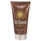 Bonne bell gel bronze sheer translucent colour oil free, coppered bronze extra dark - 35ml, 2 ea