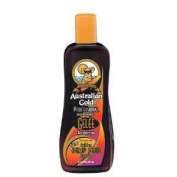 Australian Gold Gelee Dark Tanning Accelerator with Hemp Seed Lotion 250ml