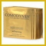 Comodynes Self-tanning Natural & Uniform Colour Towelette 8 Pack