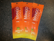 3 packets 2012 Mango Tango Dark Intensifier Firming lotion 15ml