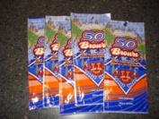 5 Packets 5.0 Brown 50x Bronzing Ultra Dark Silicones