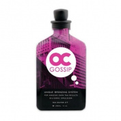 Oc Gossip 350ml Dark Tan Bronzing Silicone Emulsion