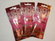 3 packets Strawberry Champagne DarkBronzeOptimizer Shimmer