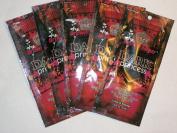 5 packets Dark Princess 50xBronzer x5 Silicones 20ml