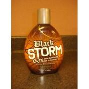 2010 Black Storm 60x Auto Dark Silicone Bronzer 400ml