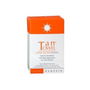 TanTowel Classic Half Body / Face - Box of 10