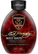 Ed Hardy Body Shots Extreme Black Tingle Bronzer Tanning Lotion 400ml