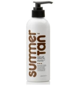 Mancine Summer Tan Dark Self Action Tan with walnut oil and Aloe Vera 250ml