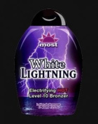 White Lightning Electrifying Hot Level 10 Bronzer 400ml