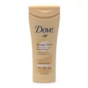 Dove Energy Glow Body Lotion with Subtle Self Tanner Fair to Medium 250ml-1 Pack