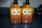 2 Lot New Oc MIX 6xtyrosine Whipped Tanning Lotions 12z