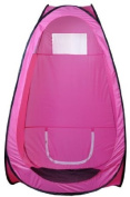 PINK Tanning Booth Pop Up Tent - Airbrush Spray Tan Mobile Portable Sunless