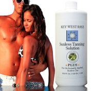 Key West Rayz Sunless Tanning Solution Plus 10% 1 Lt.