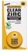 Clear Zinc SPF 50 Bulk Jar