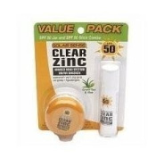 Solar Sense Value Pack Spf 50 , Jar & Stick, Size:.95 Oz