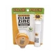 Solar Sense Value Pack Spf 50 , Jar & Stick, Size:.95 Oz