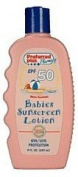 Sunscreen Lotion Baby, Spf 50 - 240ml