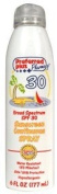 Preffered Plus Sunscreen Cont Spry Spf30 180ml