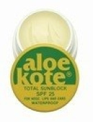 Aloe Kote SPF 25 2 Jar Pack