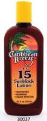 Caribbean Breeze-SPF 15 SunScreen Lotion, 8.5 oz