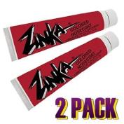Zinka Coloured Sunblock Zinc Nosecoat Bundle (Set of 2) - Red