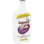 COPPERTONE SUNBLOCK LOT SPF-30 240ml